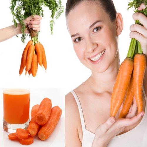 गाजर के स्वास्थ्यवर्धक लाभ, सर्दी जुकाम से लडने में करें मदद