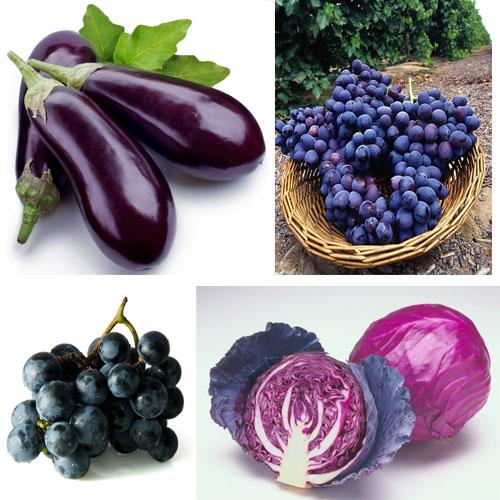 जामुनी रंग के फल व सब्जियां से पाएं अच्छी सेहत