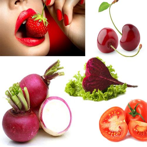 लाल फल,सब्जियों में समाए औषधीय गुण