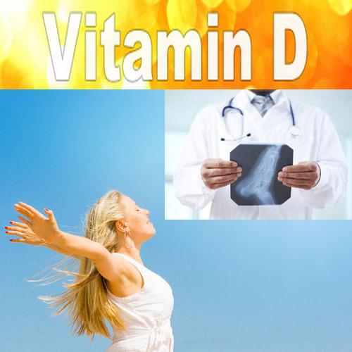 विटामिन डी सेहत के लिए लाभकारी