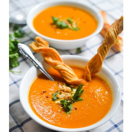 मिनटों में पाइए हेल्दी फ्लेवर व टेस्टी सूप
