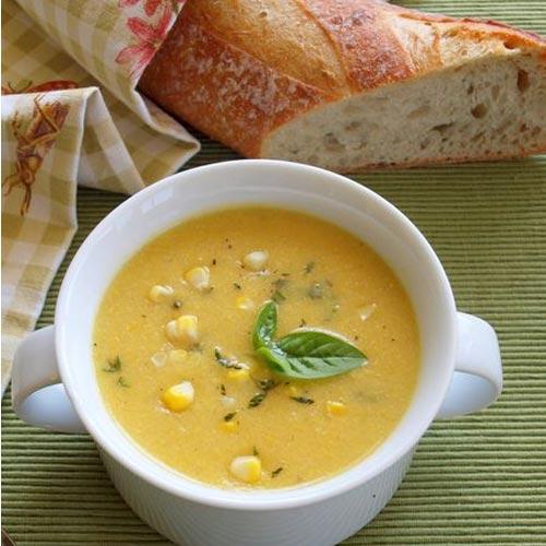 सेहत से भरा कॉर्न सूप