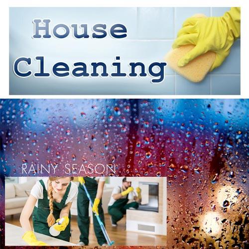 Home care solution: बारिश के मौसम घर की गंदगी से निजात