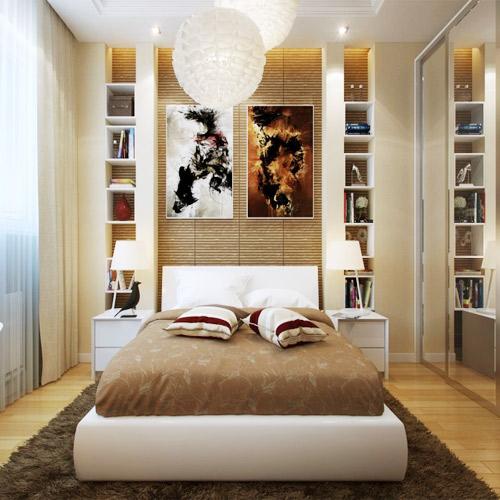 छोटा Room दिखेगा बडा और Attractive