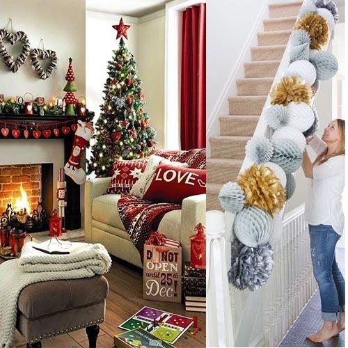 क्रिसमिस और न्यूईयर टिप्स: जो बदल दें आपके घर का लुक