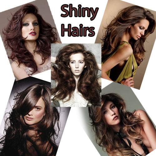 चमकदार बालों के लिए कुछ घरेलू उपाय