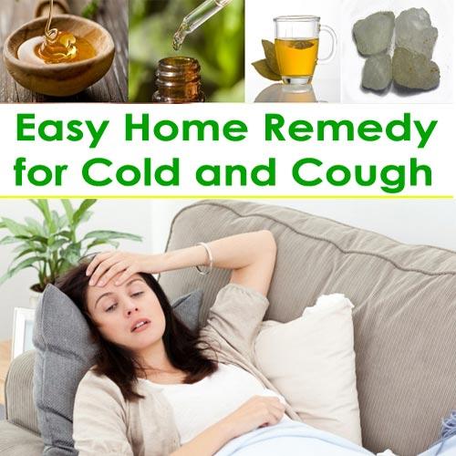 घरेलू उपाय: सर्दी जुकाम से राहत पाएं