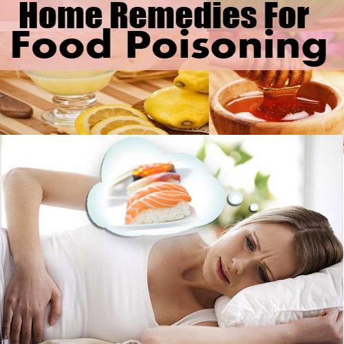 घरेलू उपाय Food poisoning से छुटकारा पाएं