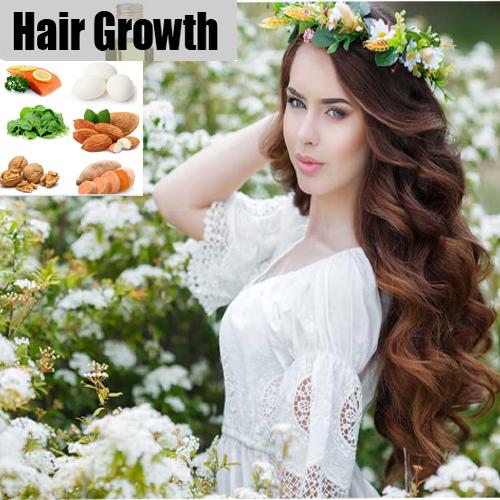 सुंदर और चमकदार बालों का राज...