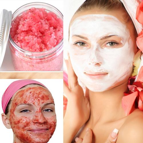 घर पर बनाए स्ट्रॉबेरी स्क्रब, हर रोज पाए दमकती त्वचा