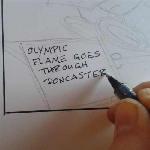 कार्टून आर्टिस्ट अनोखा और दिलचस्प करियर