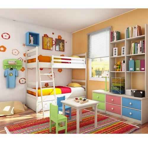 कैसे सजाएं बच्चों का बेडरूम