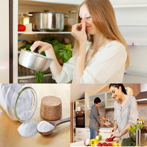 क्या आपके किचन से नहीं जाती दुर्गंध