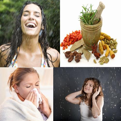 रिमझिम बारिश में कैसे बीमारियों से छुटकारा पाएं...
