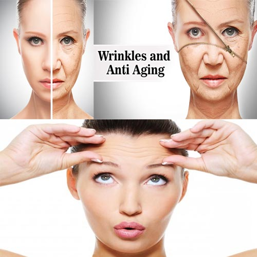 how to get rid of wrinkles on feet