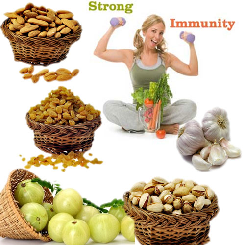 Immunity रोके बीमारियां, शरीर को दें शक्ति...