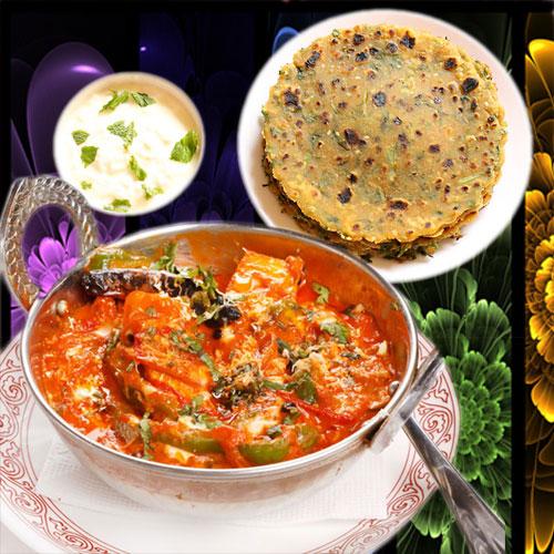 गरमागरम तिलवाले पनीर की सब्जी - Til with Paneer Vegetable Recipe