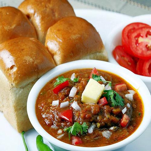 स्पाइसी व चटपटी पावभाजी -Pav Bhaji Spicy recipe