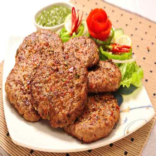 डिनर में बनाएं लजीज शिकमपुरी कबाब
