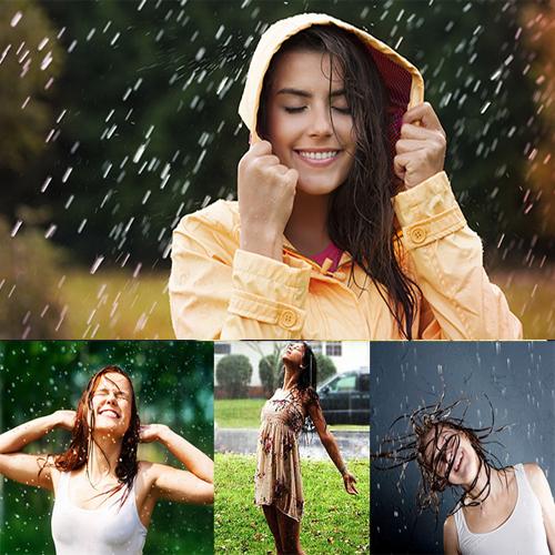 बारिश के मौसम में चाहिए लहराते बाल तो पढें...