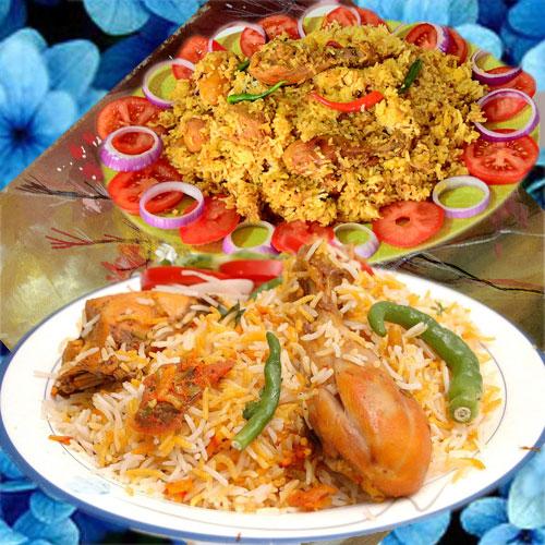 शाही स्वाद में हैदराबादी बिरयानी-Hyderabadi Biryani recipe