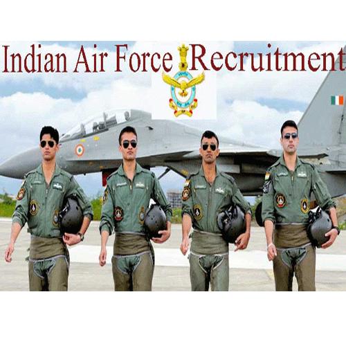 भारतीय वायु सेना में नौकरी पाने का सुनहेरा अवसर
