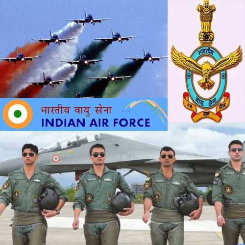 भारतीय वायु सेना में नौकरी पाने का शानदार मौका