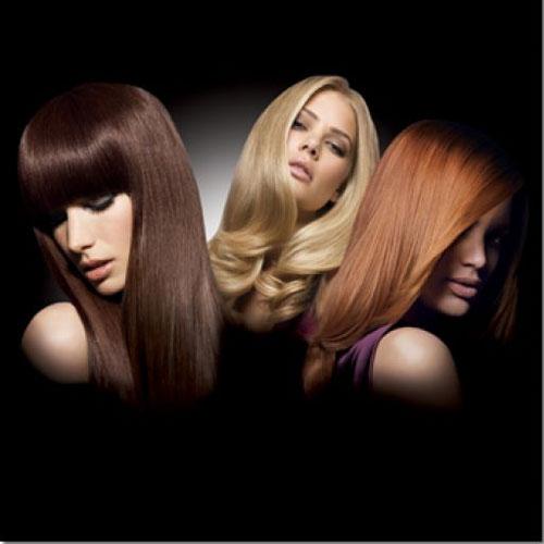 ग्लैमर लुक चाहती हैं तो बालों को करें रंगीन