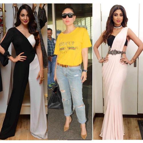 Instagram पर Bollywood celebs के हसीन अंदाज