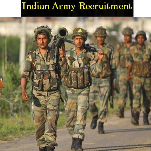 भारतीय सेना में करना चाहते हैं नौकरी, तो तुरंत करें आवेदन