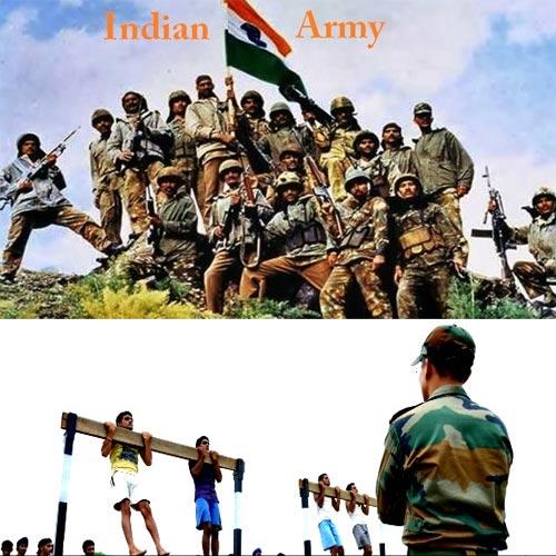 Indian Army में नौकरी पाने का सुनहरा मौका, करें आवेदन