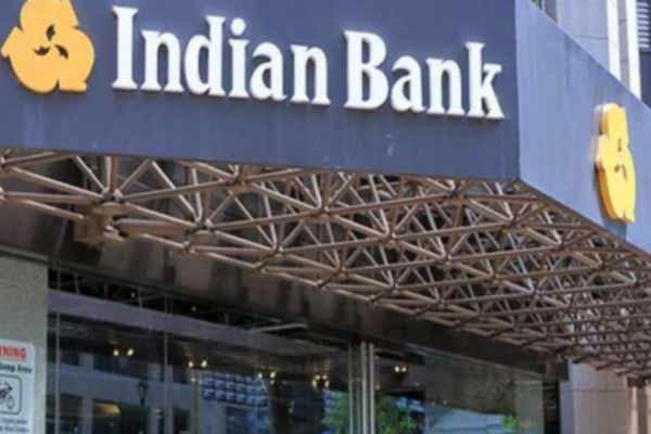 इंडियन बैंक ने प्रोबेशनरी ऑफिसर के 417 पदों पर निकाली भर्ती