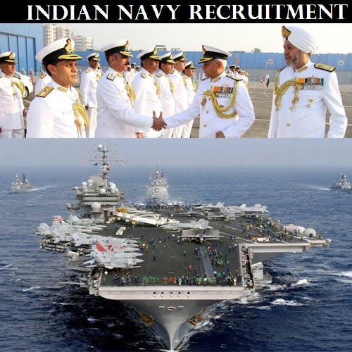 भारतीय नौसेना में निकली वैकेंसी, करें आवेदन