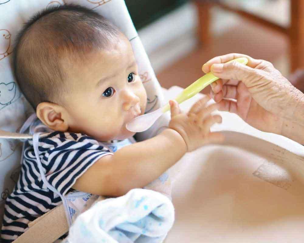बच्चों के पेट के जीवाणु फूड-एलर्जी से बचाव में सहायक