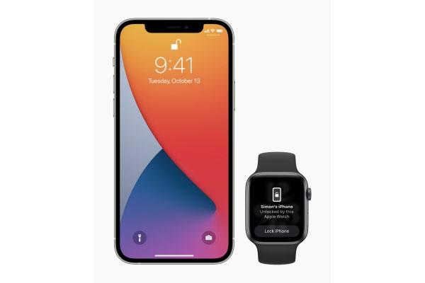 आईओएस 14.5 : मास्क पहनकर आईफोन को कर सकेंगे अनलॉक