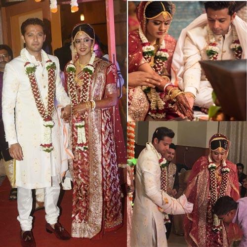 इशिता दत्ता हुई वत्सल सेठ की...गुपचुप रचाई शादी