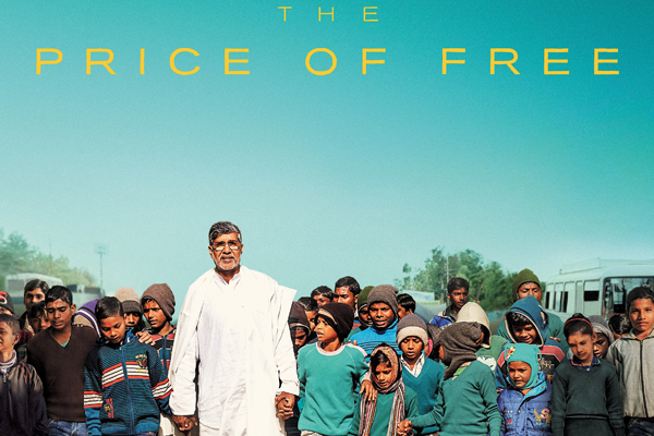 कैलाश सत्यार्थी पर बनी डॉक्यूमेंट्री 'द प्राइस ऑफ फ्री' यू-ट्यूब पर रिलीज