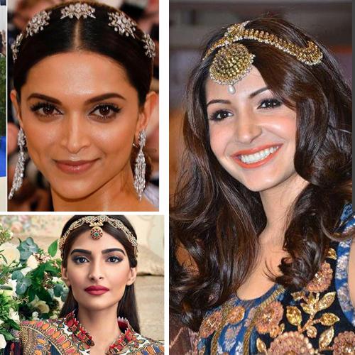 Hair ऐक्सेसरीज:Deepika, Sonam और Anushka ने पाएं परफेक्ट लुक