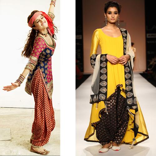 फैशन Trends: पटियाला सूट को अपने वॉडरोब में शामिल करें