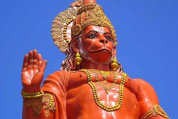 हनुमान जंयती: जानें हनुमान जी क्यों चढ़ाया जाता है सिन्दूर