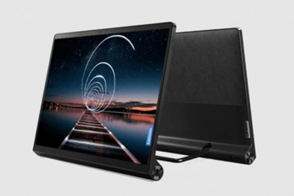 लेनोवो ने नया टैब लॉन्च किया, जो पोर्टेबल मॉनिटर के रूप में काम करता है
