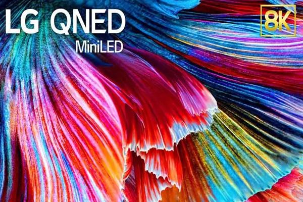 LG ने किया नए क्यूएनईडी मिनी एलईडी टीवी का अनावरण