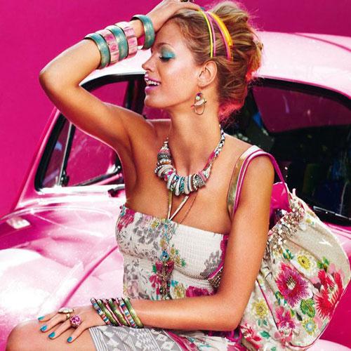 समर में फैशन के कई अंदाज
