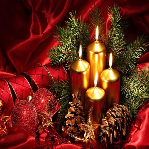 क्या है क्रिसमस पर इन तीन रंगो का अर्थ