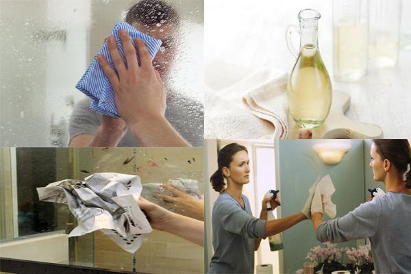 घर के गंदे मिरर को साफ करने के लिए इन टिप्स को करें फॉलो....