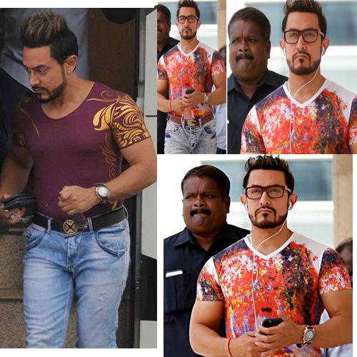 Priyanka ही नहीं Aamir Khan का भी बना style स्टेटमेंट Hair हाईलाइट