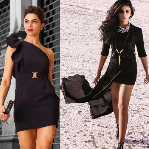 दिखना है Bold तो वार्डरोब में शामिल करें ब्लैक Outfits!