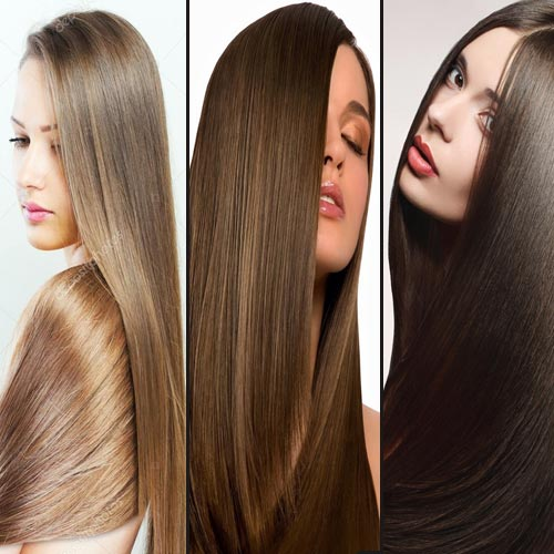how to get shiny hair naturally at home in hindi