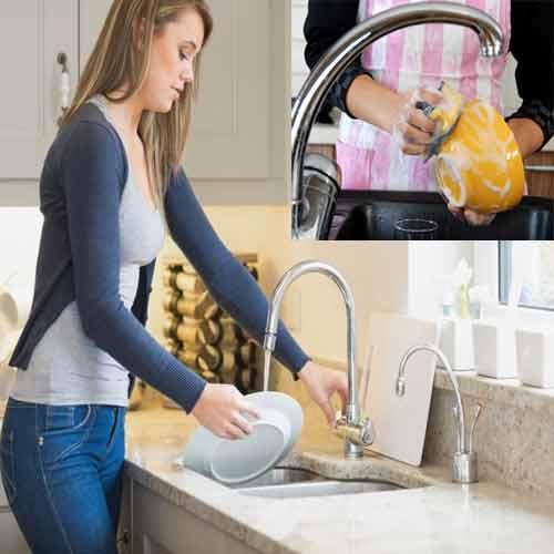 जिद्दी दाग को बर्तनों से साफ करने के नैचुरल तरीके