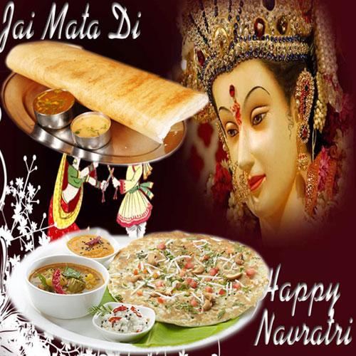 नवरात्र का हैल्दी व्यंजन फलाहारी डोसा